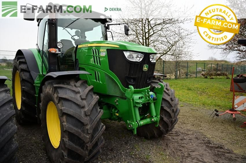 Certified used agricultural machinery | E-FARM COM