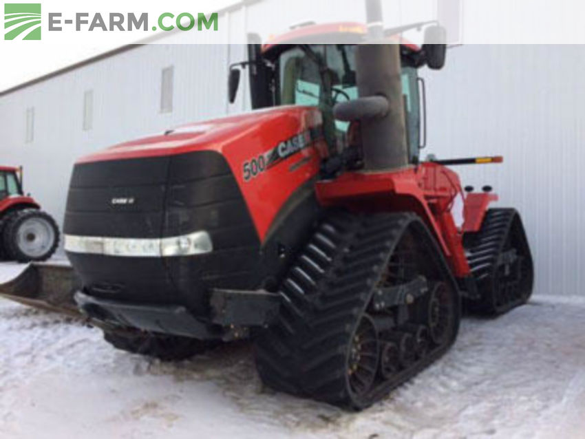 picture of  Case IH  tractor  500Q  4LZ4IB
