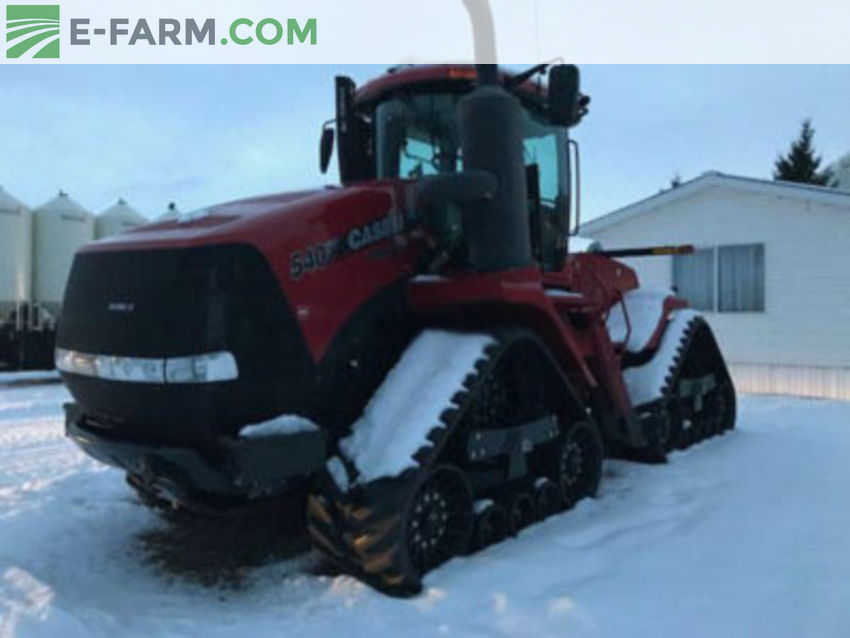 picture of  Case IH  tractor  540Q  BEG8HT