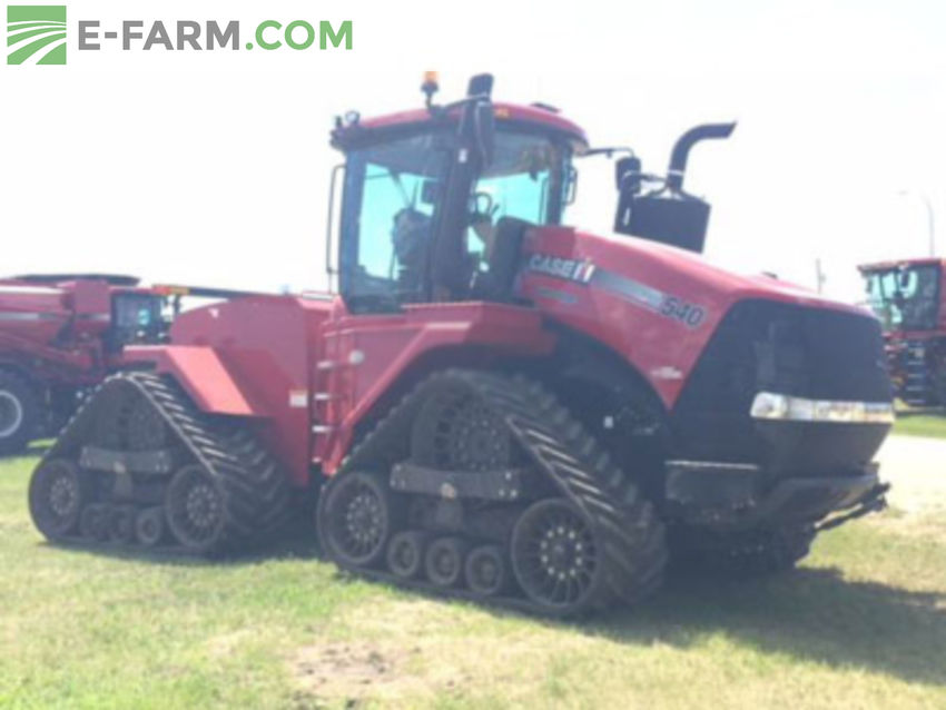 picture of  Case IH  tractor  540Q  GWTOGV