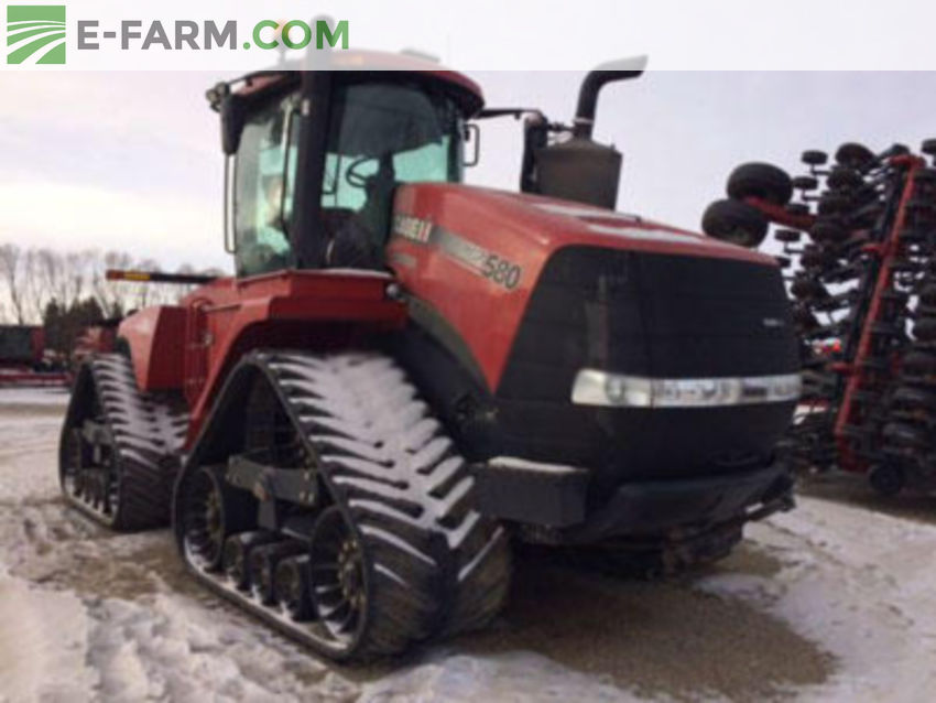 picture of  Case IH  tractor  580Q  0S23GI