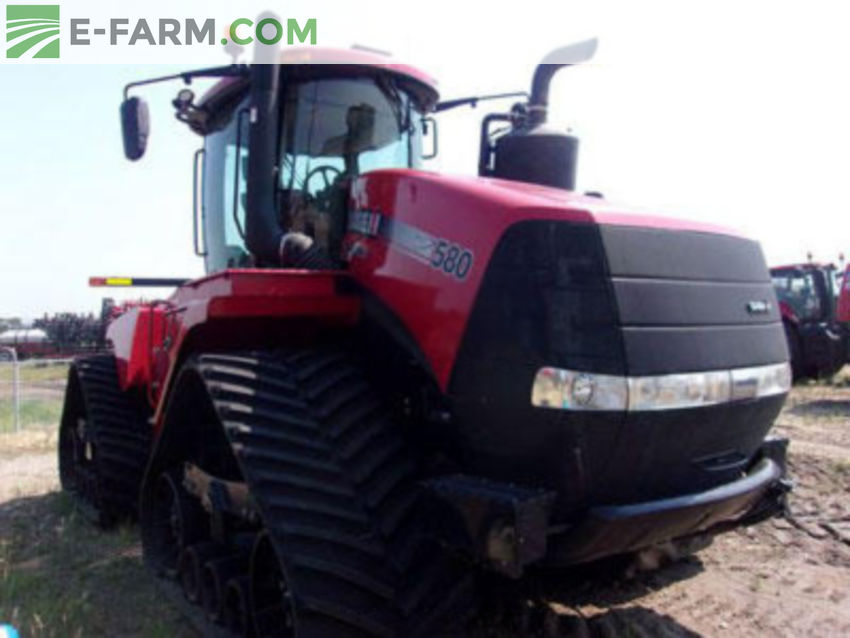 picture of  Case IH  tractor  580Q  O166KF
