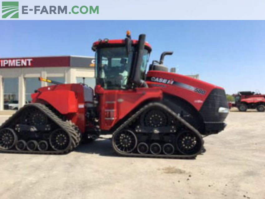picture of  Case IH  tractor  580Q  X89RHS