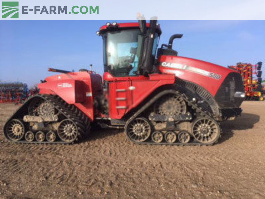 picture of  Case IH  tractor  580Q  XOPE92