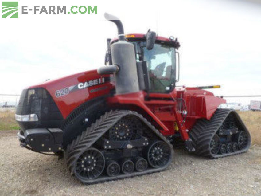 picture of  Case IH  tractor  620Q  33CKK6