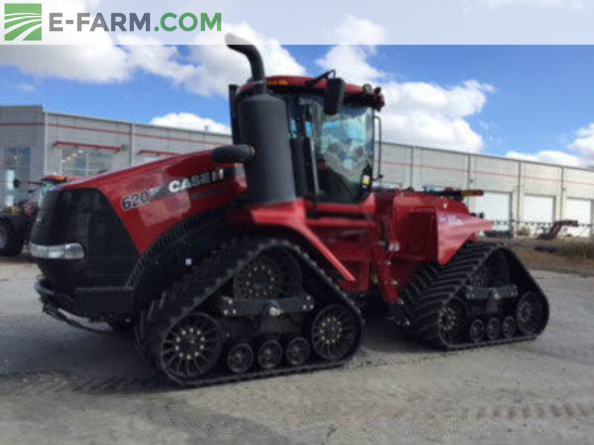 picture of  Case IH  tractor  620Q  5PR27E