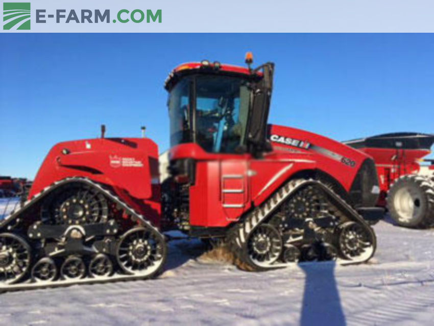 picture of  Case IH  tractor  620Q  C5HYKC