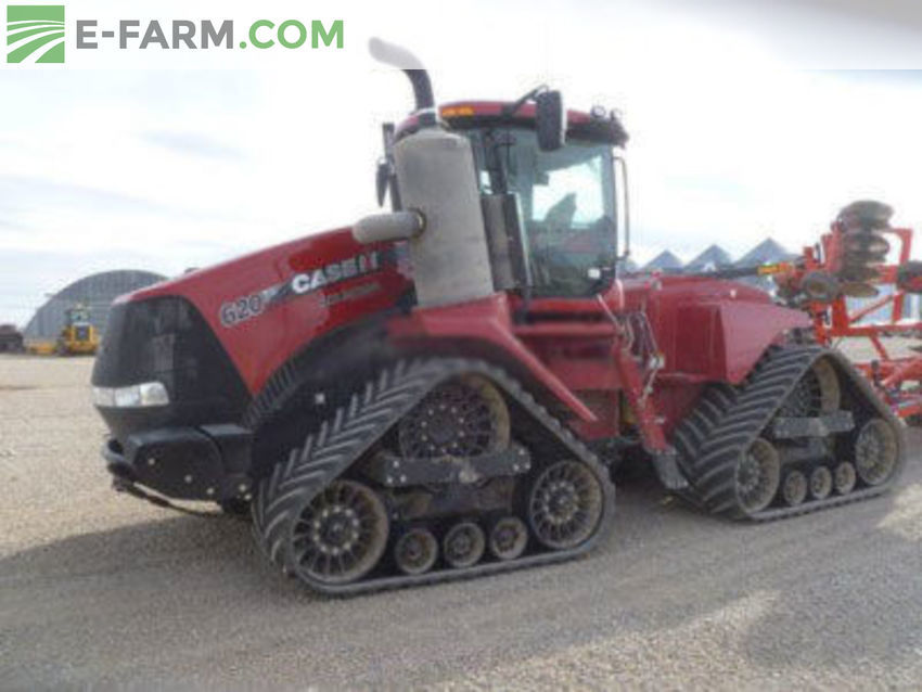 picture of  Case IH  tractor  620Q  PRYHFC