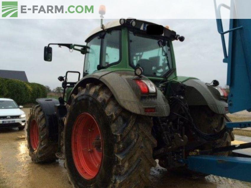 picture of  Fendt  tractor  824 PROFI PLUS  CNTDG0