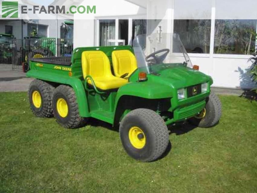 john deere gator 6x4 diesel. Black Bedroom Furniture Sets. Home Design Ideas
