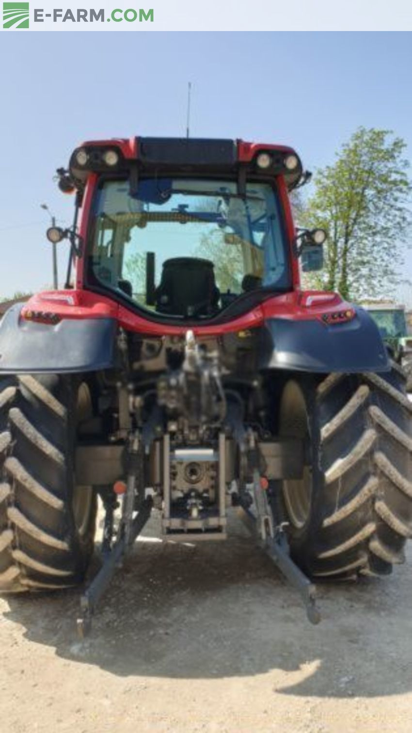 picture of  Valtra  tractor  N134A  WRRTID